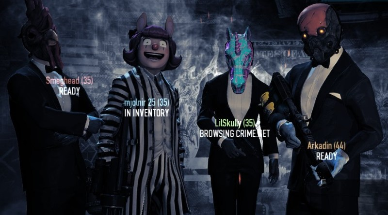 Payday 2 with the bois