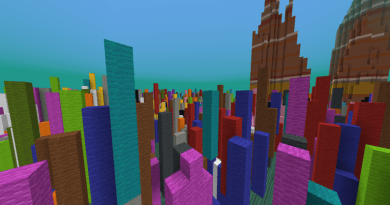 The Wool and Badlands World