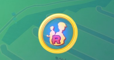 The Gold Medal for defeating 1000 Team Go Rocket members
