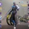My Warlock, using the Dusk Mine shader.