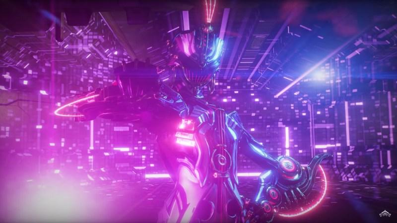 Octavia Prime, as seen in her Prime Access trailer.