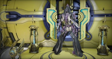 A nice butt on a Mesa Prime