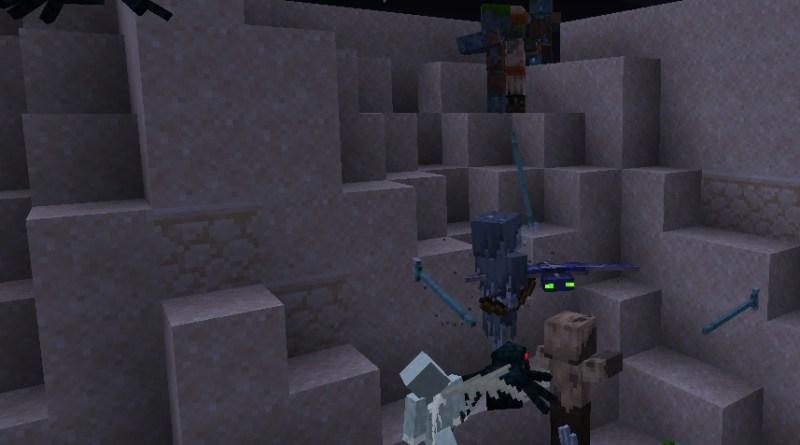 Random Mobs from Minecraft