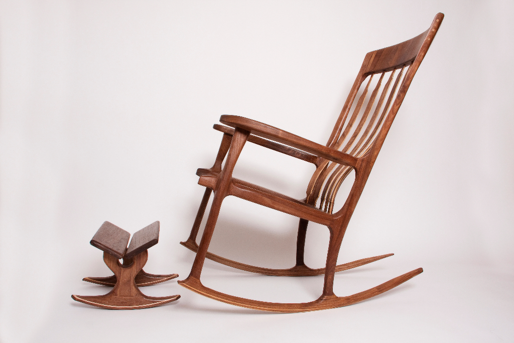rocking chair footrest lightweight transport wheelchair aluminum chairs jeff spugnardi