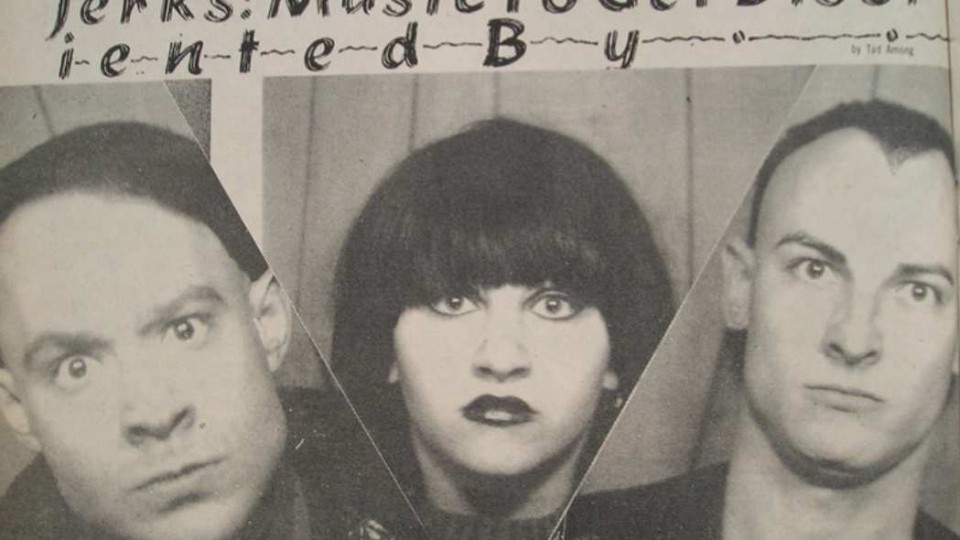 LYDIA LUNCH WITH TEENAGE JESUS