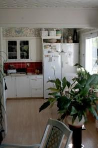 Det tidigare köket..