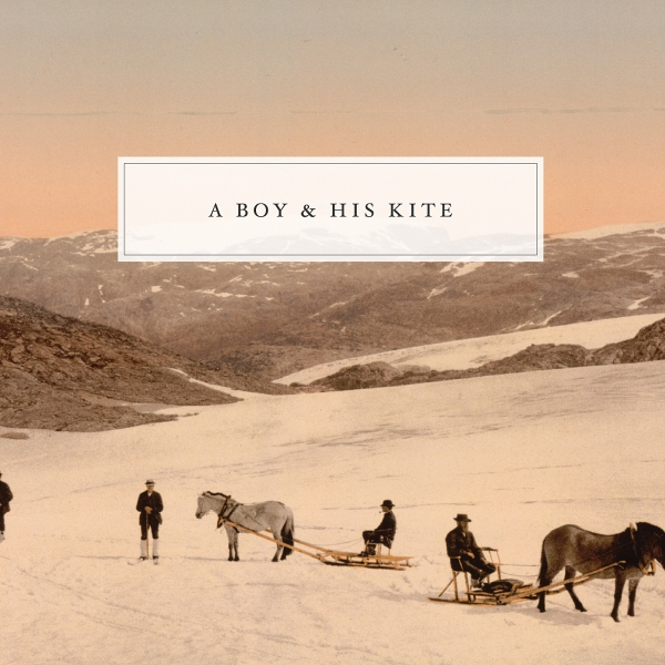 A Boy & His Kite album art