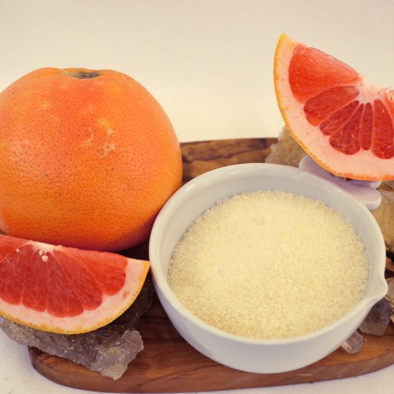 grapefruit cotton candy sugar