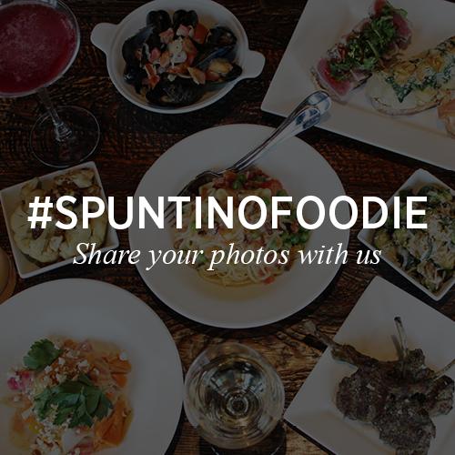 #spuntinofoodie