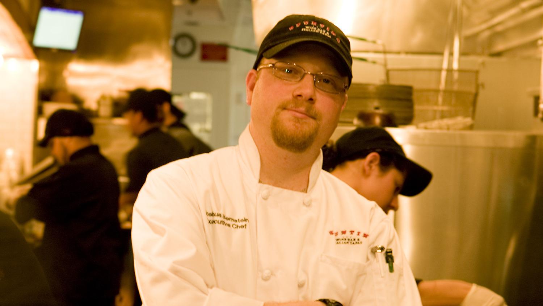 Chef Josh Bernstein Spuntino