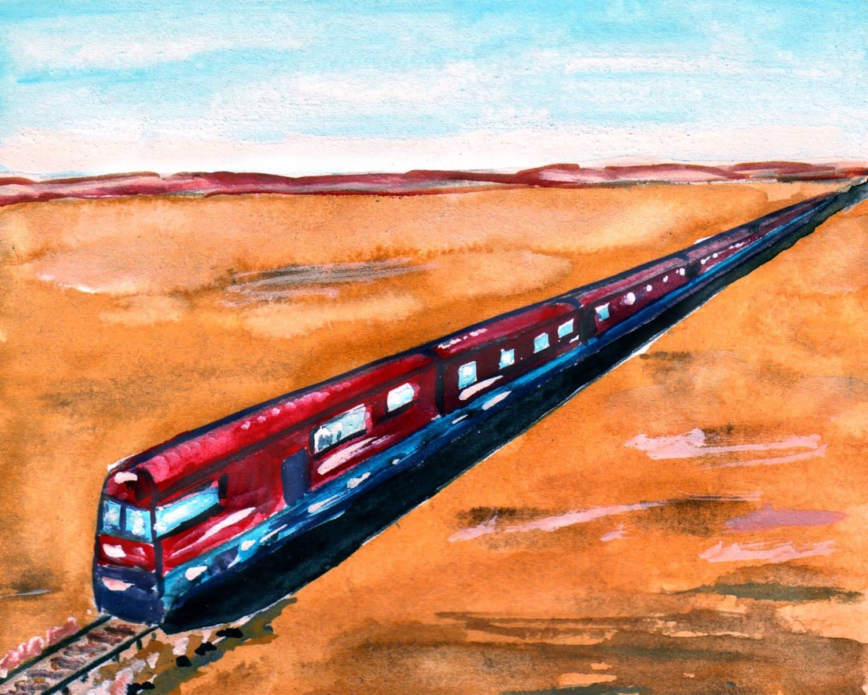 Der Zug: Das kostbare Leben