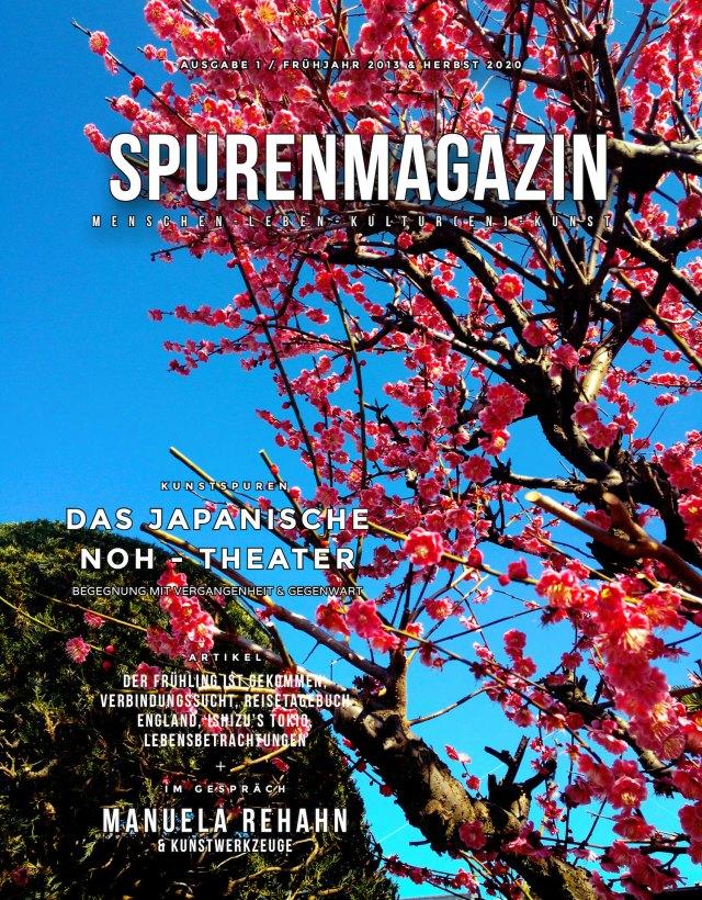 Spurenmagazin – Ausgabe 1: Frühling 2013 & Herbst 2020