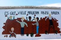 Hay Muchos Muros Que Derribar (Es gilt viele Mauern abzubauen) - Ines Bayer (Alemania). Foto: Jadcab / Flickr.