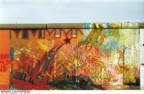 El Gran Viento del Kremlin (Big Kremlin's Wind) - Teodor Tensik (Rusia). Foto: Joachim F. Thurn / Bundesarchiv/ 25.07.1991 /