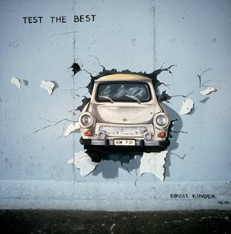 Test The Best (1990), Test The Rest (2009) - Birgit Kinder (España/Alemania). Foto; Foto: © Martin Sperling / dpa / Corbis / 30.09.1990 /