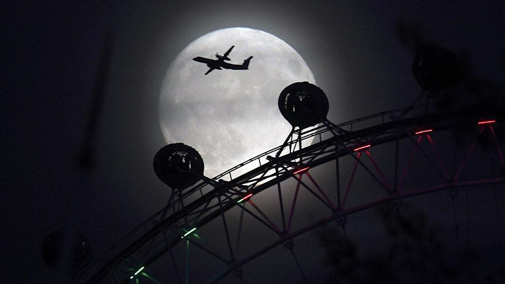 Супер Ой фонида самолёт