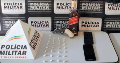 Polícia Militar prende assaltantes de posto de combustível em João Pinheiro