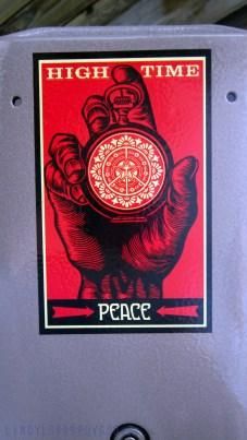 Shepard Faiery Sticker