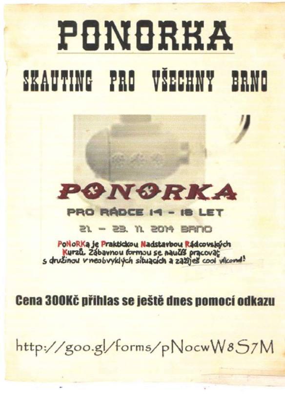 PONORKA-BRNO