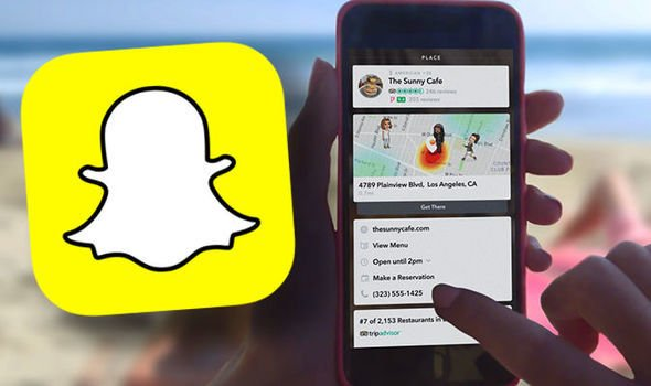 snapchat messages tracking