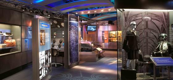 Museum Exhibits Spy International
