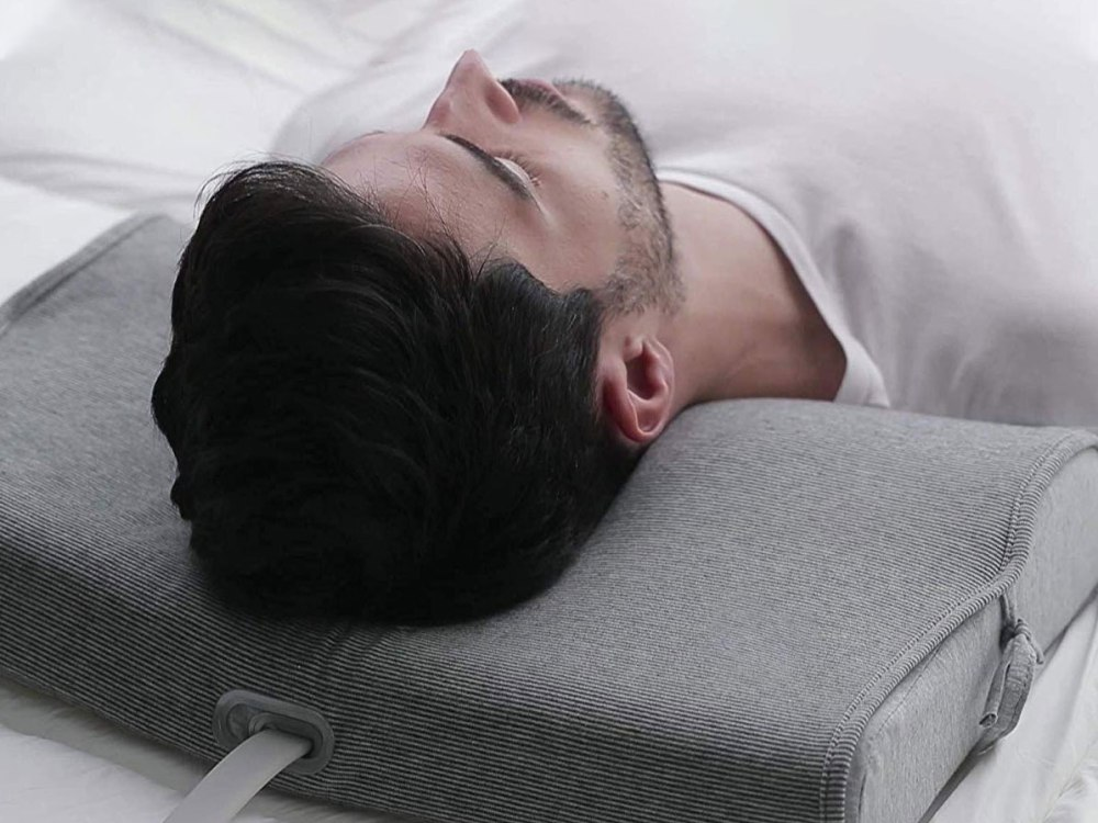 is snoring keeping you or your s o up at night it might be your pillow