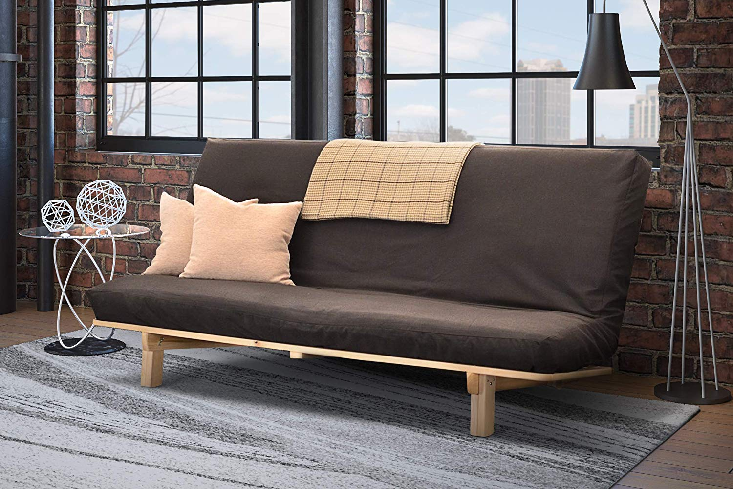 The Best Futon Mattress To Help You Save Space And Get Great Sleep Spy