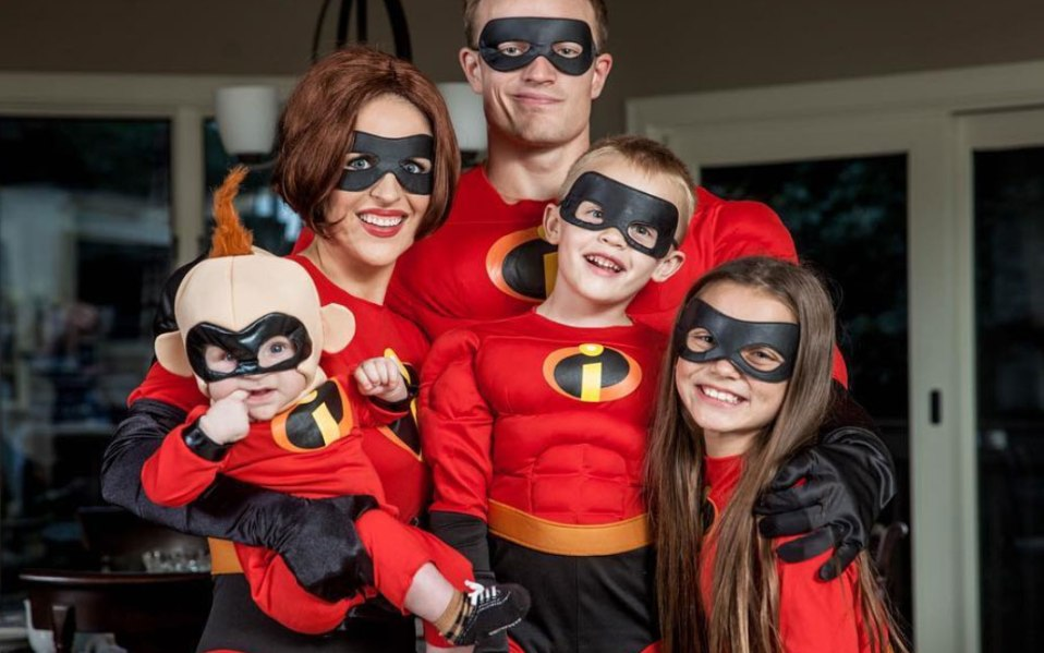 Check out these movie costumes, food costumes, and more. The 22 Best Family Halloween Costumes For 2021 Spy