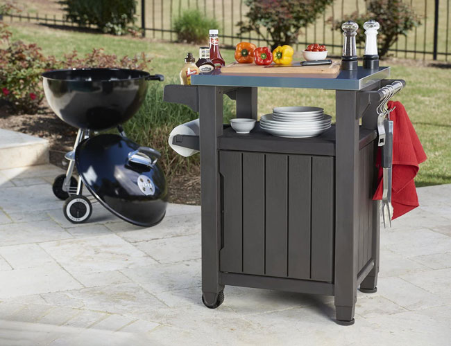 the best grill tables to help you enjoy your summer bbq to the fullest