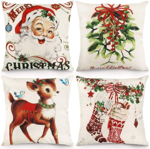 christmas pillows cdwerd