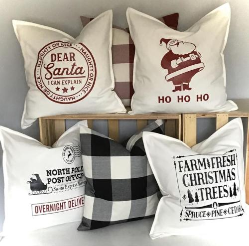 christmas pillows tastebudsshop