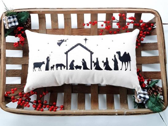 christmas pillows abbykatepillows