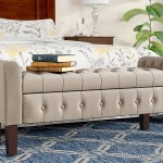 10 Bedroom Storage Benches That Ll Help You Declutter And Decorate Spy