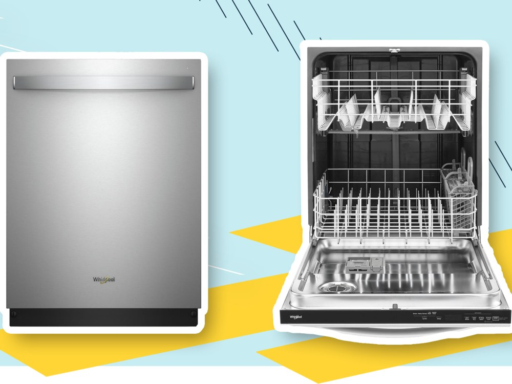 stop grinding over grime and get one of the these top rated dishwashers instead