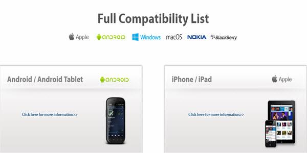 FlexiSpy Compatibility