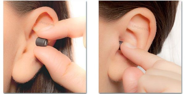 wireless earpiece smallest spy gadget