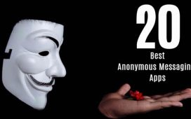 Anonymous Messaging Apps