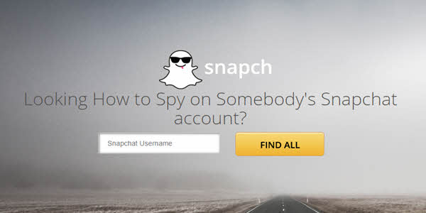 3 Tested Ways to Spy on Snapchat of Anyone You Wish | SpyAdvice