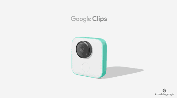 Google Clips new form Surveillance