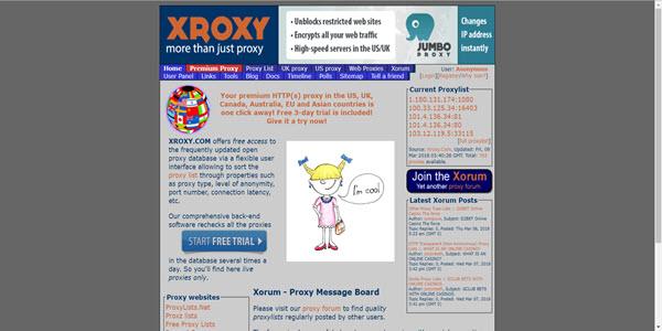 XRoxy