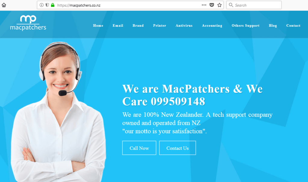 Macpatchers New Zealand