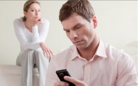 How can I spy on my husband without touching his cell phone