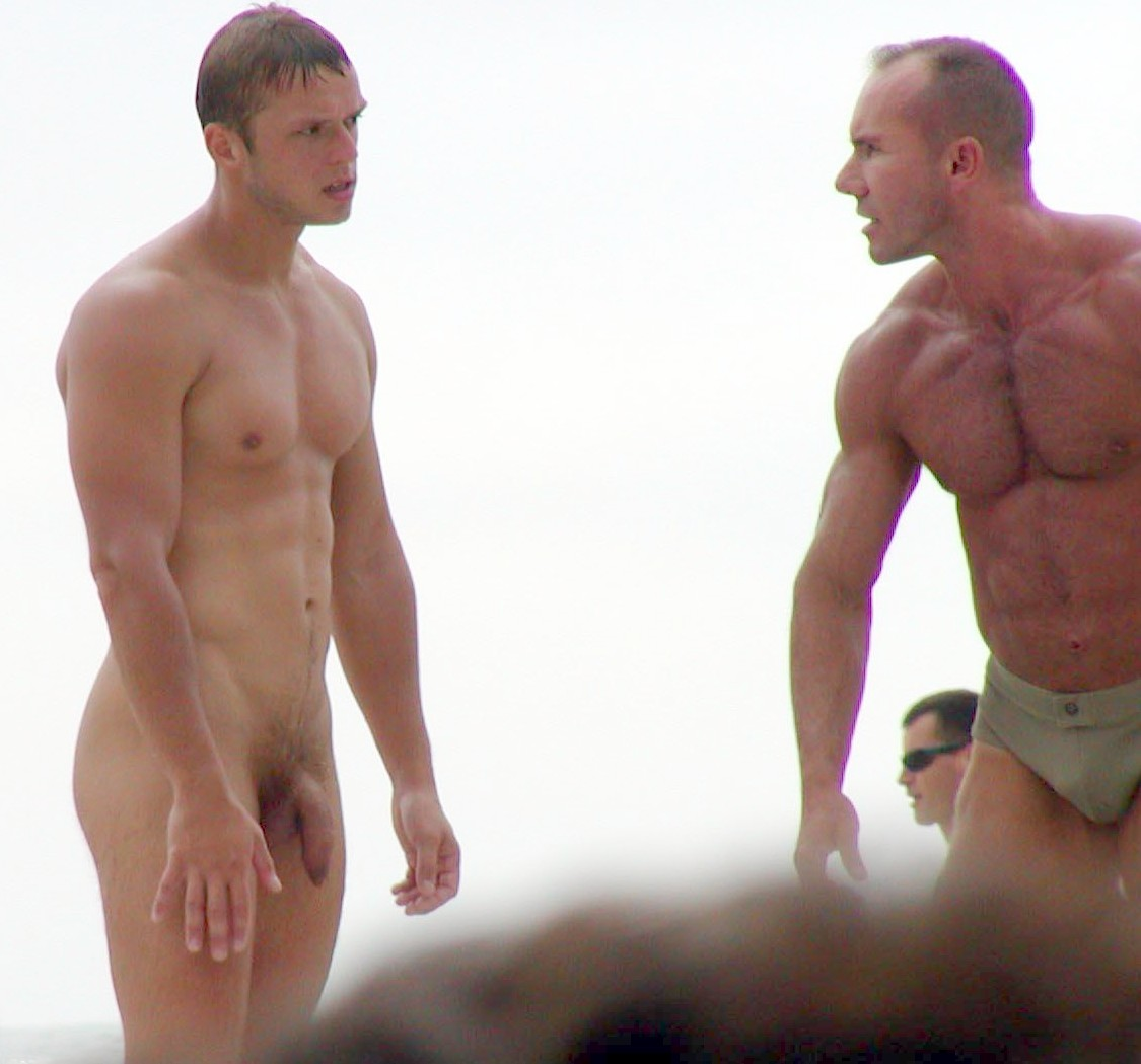 naked men at the beach tumblr