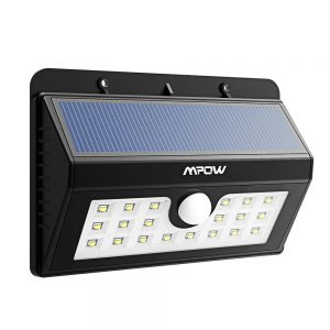 Top 5 solar powered outdoor security lights mpow bright solar light review mozeypictures