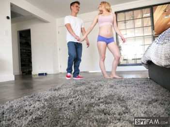 Aubrey Sinclair in Boyfriend Forced To Watch Girlfriend Fucking Her Step-Father 5