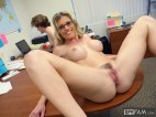 Cory Chase in Step-Son Sexually Harassed By Step-Mom At Work 26