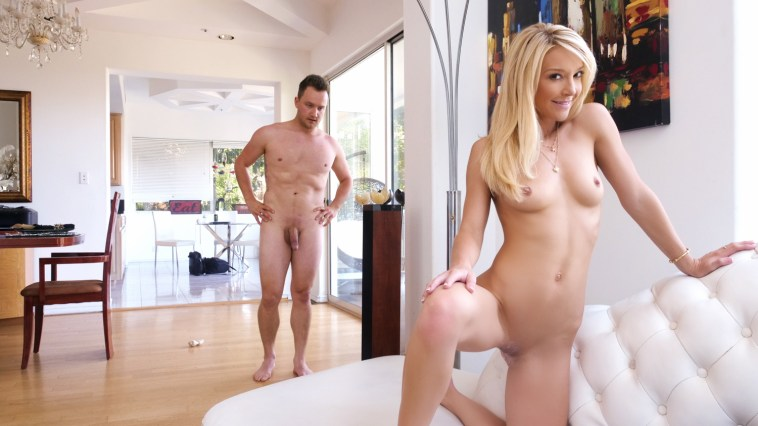 Laura Bentley in Stepmom Plays With Stepson's Cue Stick 28