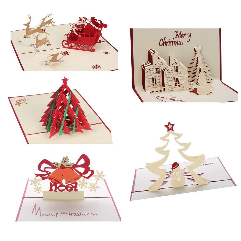14 Best Christmas Cards For 2018 Unique Boxed Holiday