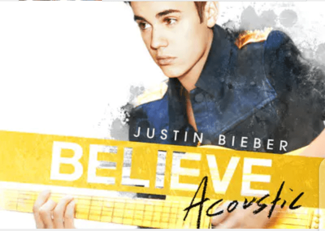Justin Bieber Nothing Like Us Mp3