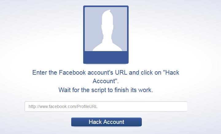 Way 6: Use Forgot password method for Facebook profile hacking